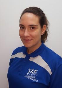 Katie- Massage Therapist North Sydney Sports and Ch